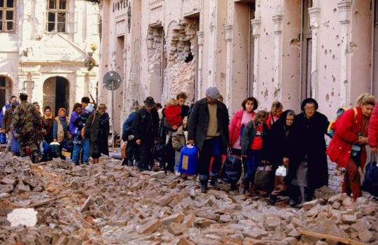 25 Years On – Still Longing to go Home
